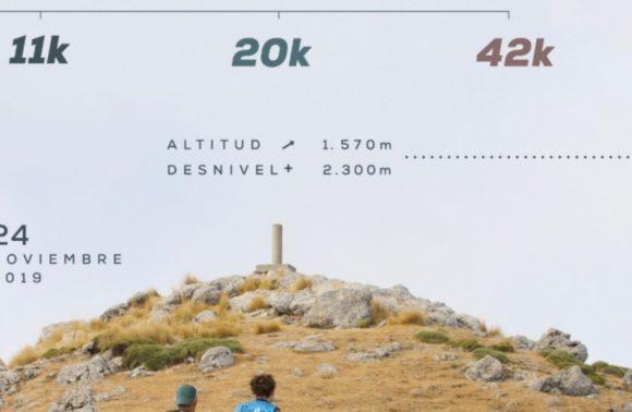 Maratón-Trail Tiñosa