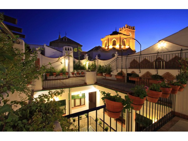 Tres opciones para alojarte en tu visita a Priego de Córdoba.
