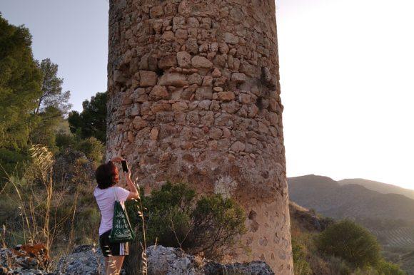 Torres vigías o los «canutos» en Priego de Córdoba