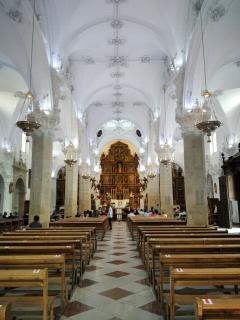 Iglesia de la Asunción. Priego de Córdoba