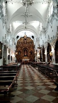 Iglesia de San Francisco. Priego de Córdoba