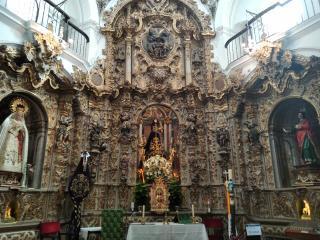 Capilla Jesús Nazareno. Priego de Córdoba